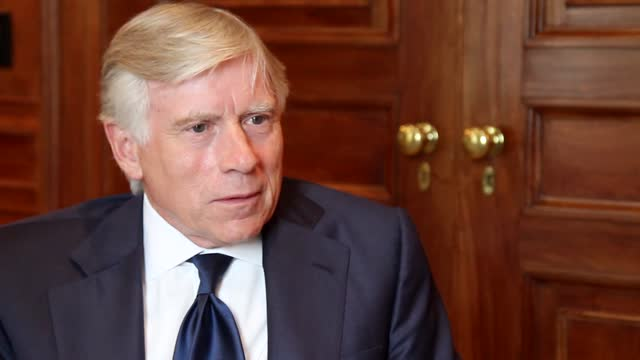 Havel Conversations - Interview with Lee Bollinger