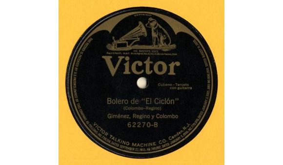 """Bolero de """"El Ciclón""""_Demo"""