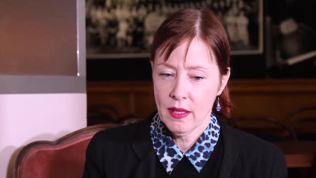 Suzanne Vega Interview