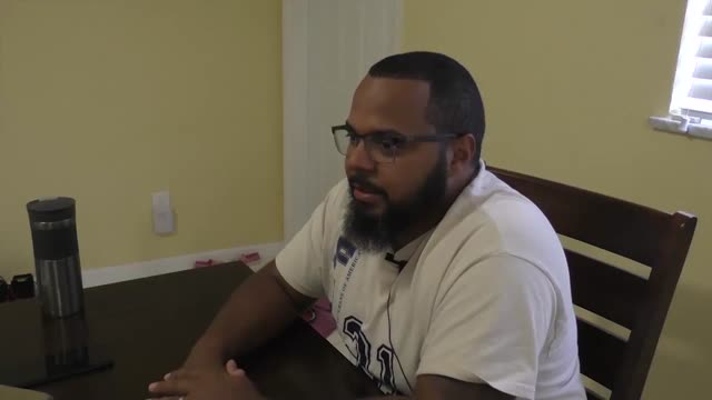 Chris Johnson Interview