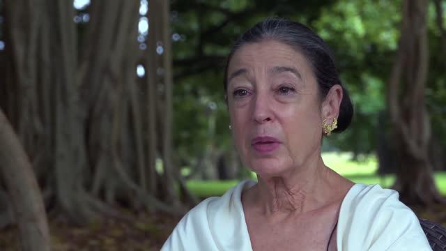 Michele Oka Doner interview