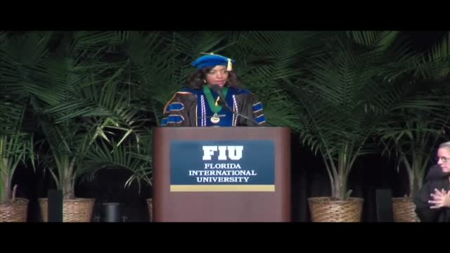 Spring Commencement 2015- Ceremony 4