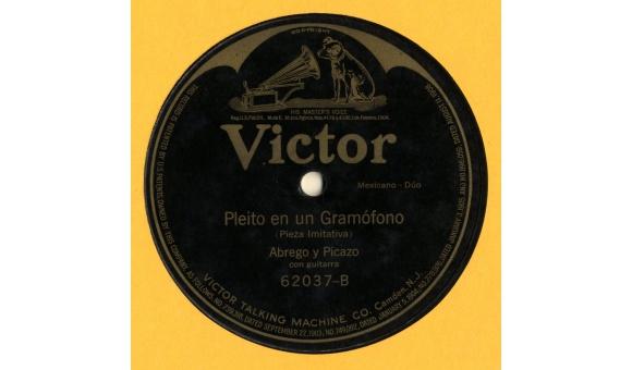 Pleito en un Gramófono_Demo