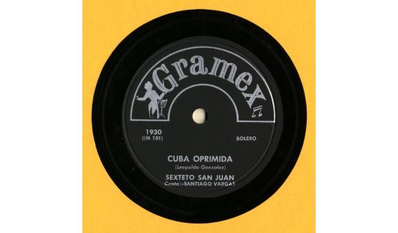 Cuba oprimida_Demo